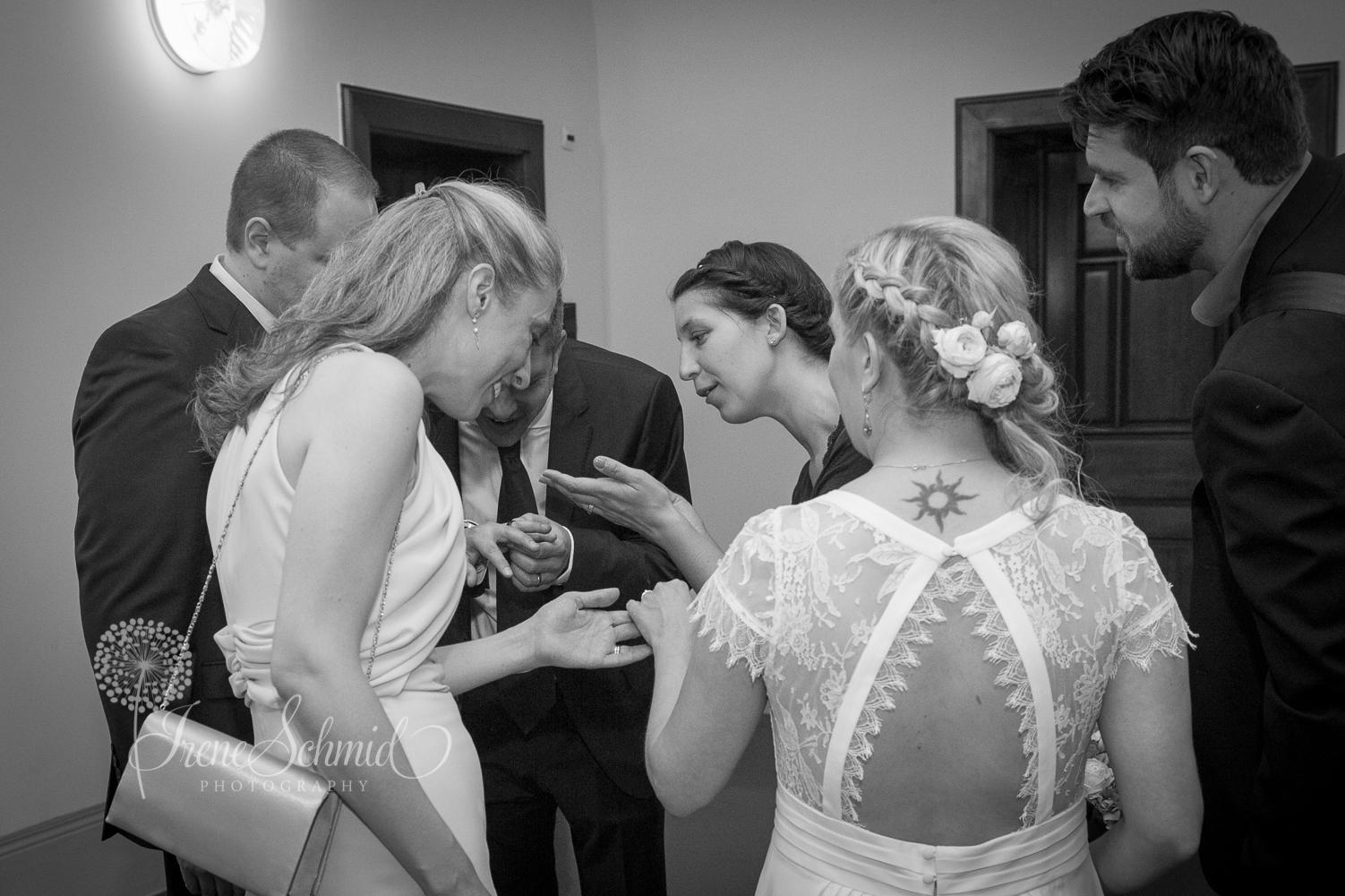 Hochzeit in Zürich - Irene Schmid Photographie aus Winterthur